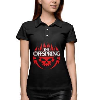 Поло женское The Offspring