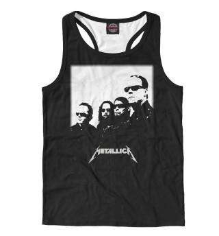 Майка борцовка мужская Metallica (8540)
