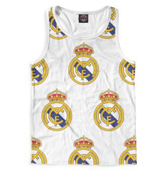 Майка борцовка мужская Real Madrid (9812)