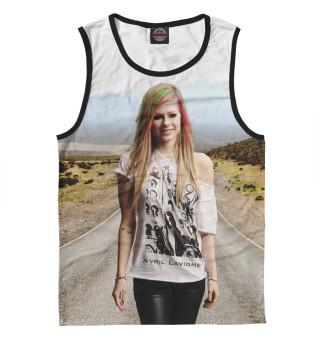 Майка мужская Avril Lavigne