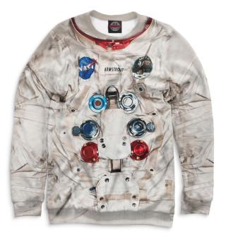 Одежда с принтом Нил Армстронг