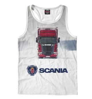 Майка борцовка мужская Winter Scania