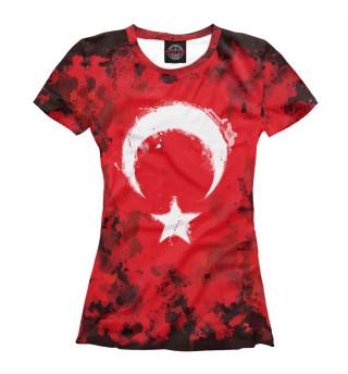 Футболка женская Турция (6279)