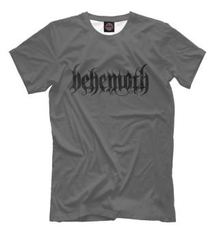 Футболка мужская Behemoth (6961)