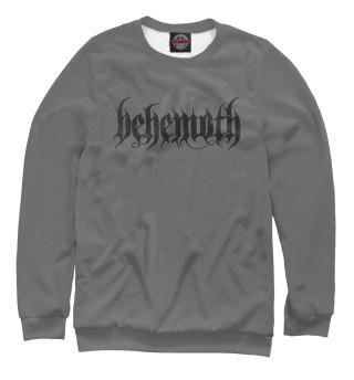 Одежда с принтом Behemoth (667251)