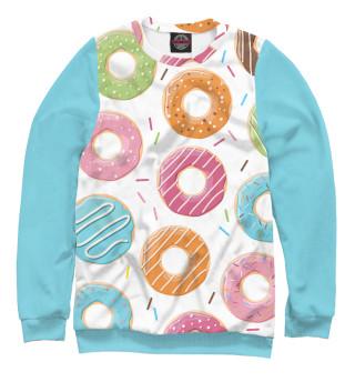 Одежда с принтом Пончики (898062)