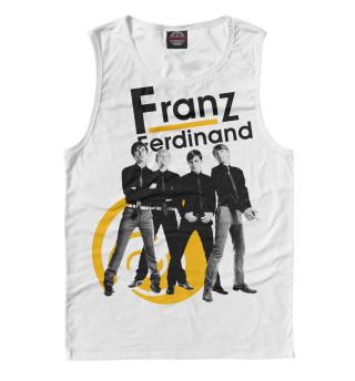 Майка мужская Franz Ferdinand (7754)