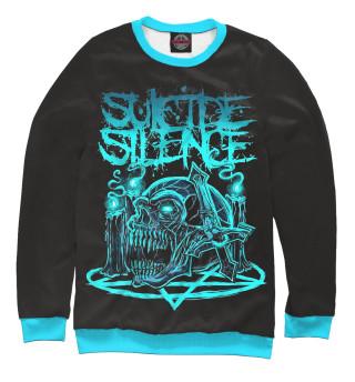 Одежда с принтом Suicide Silence (884347)