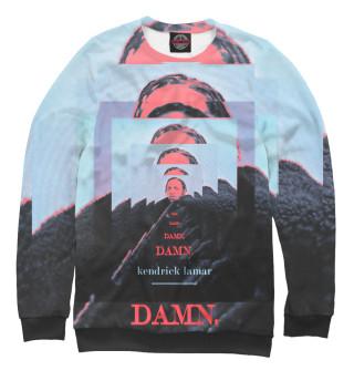 Одежда с принтом Kendrick Lamar DAMN.