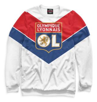 Одежда с принтом Olympique lyonnais (767574)