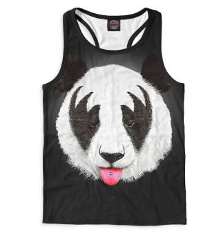 Майка борцовка мужская Панда (4795)