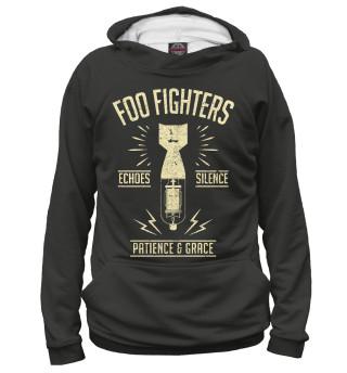 Худи женское Foo Fighters (9458)