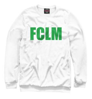 Одежда с принтом FCLM