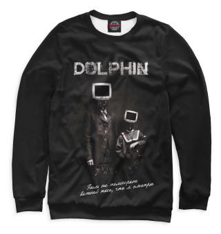 Одежда с принтом Дельфин (738338)
