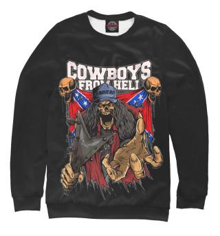 Одежда с принтом Cowboys From Hell