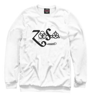 Одежда с принтом Led Zeppelin (637561)