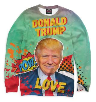 Одежда с принтом Дональд Трамп (838867)