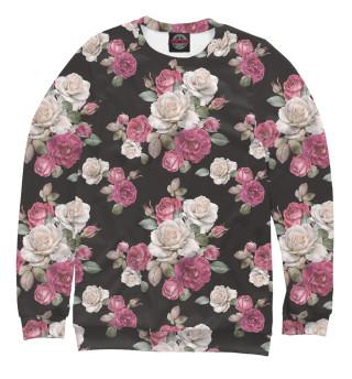 Одежда с принтом Розы (634287)