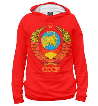 Худи женское Герб СССР
