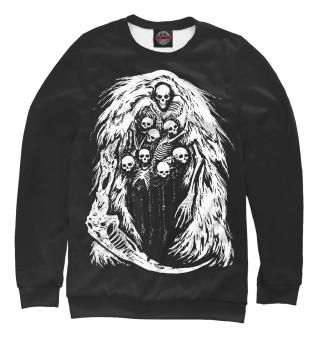 Одежда с принтом Нито повелитель могил