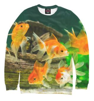 Одежда с принтом Золотые рыбки (254775)