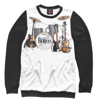 Одежда с принтом The Beatles (996858)