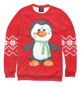 Одежда с принтом Пингвин
