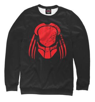 Одежда с принтом Predator Logo