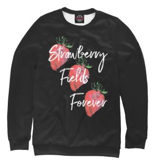 Одежда с принтом Strawberry Fields