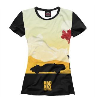 Футболка женская Mad Max (201)