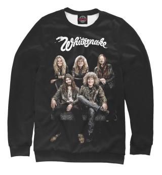 Одежда с принтом Whitesnake (601461)