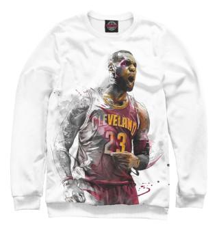 Одежда с принтом Lebron / Cleveland