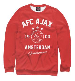 Одежда с принтом Аякс Амстердам (914322)