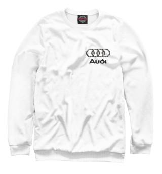 Одежда с принтом Audi (112115)