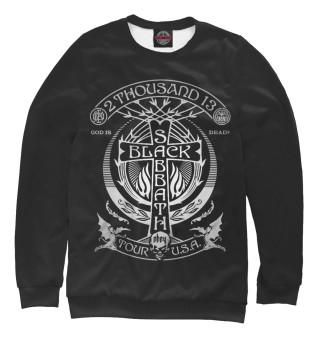 Одежда с принтом Black Sabbath (721798)