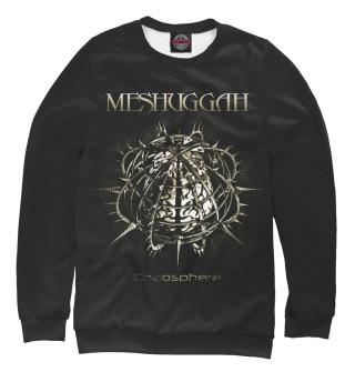 Одежда с принтом Meshuggah (987559)