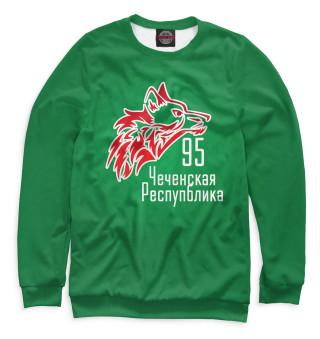 Одежда с принтом Чечня (219392)