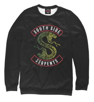 Одежда с принтом South Side Serpents