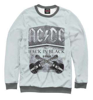 Одежда с принтом AC/DC (742313)