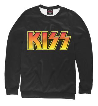 Одежда с принтом KISS