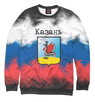 Одежда с принтом Казань