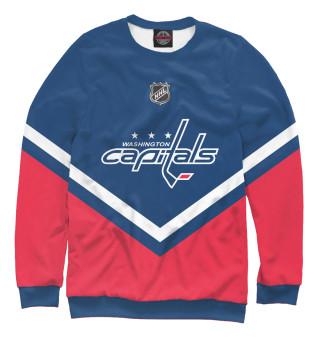 Одежда с принтом Washington Capitals