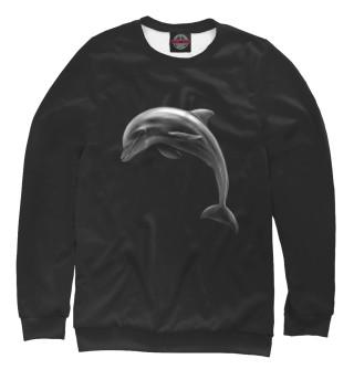 Одежда с принтом Дельфин (610131)