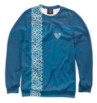 Одежда с принтом Узбекистан (810333)