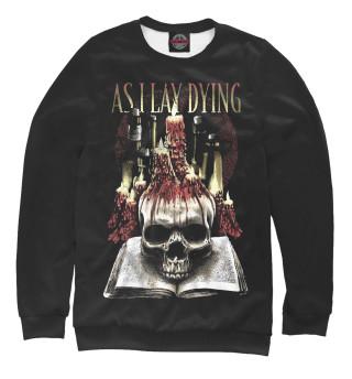 Одежда с принтом As I Lay Dying (157809)