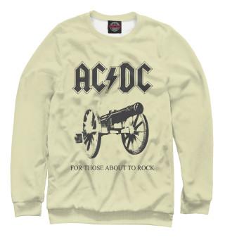 Одежда с принтом AC/DC (523936)