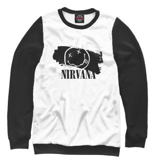 Одежда с принтом Nirvana (461034)