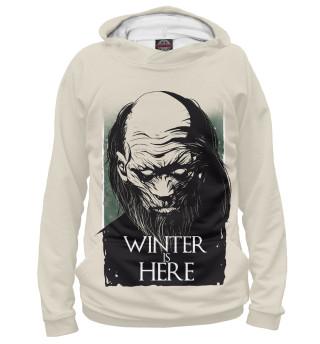 Худи мужское Winter Is Here