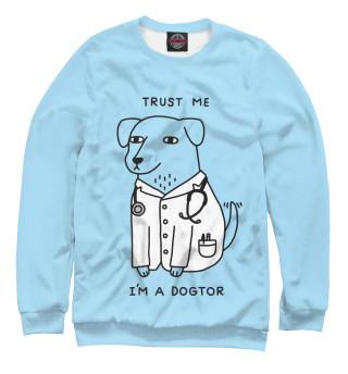Одежда с принтом Dogtor