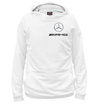 Худи женское Mercedes AMG